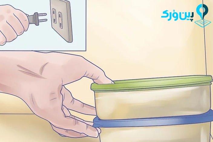 نحوه تمیز کردن آشپزخانه 31