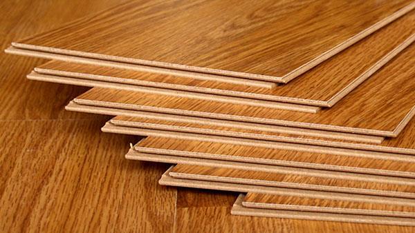 نظافت پارکت چوبی