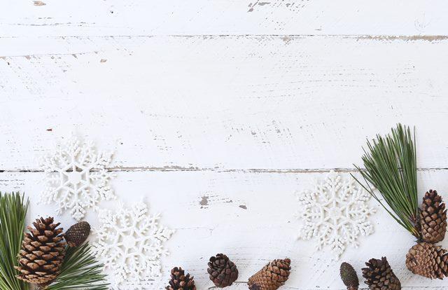 خانهداری در زمستان