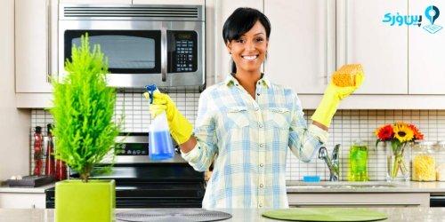 قانون لاگوم در آشپزخانه