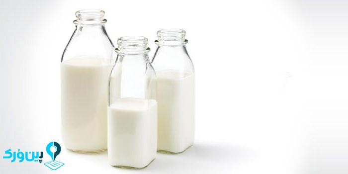 معجزه شیر سفید برای تمیز کردن لکه جوهر