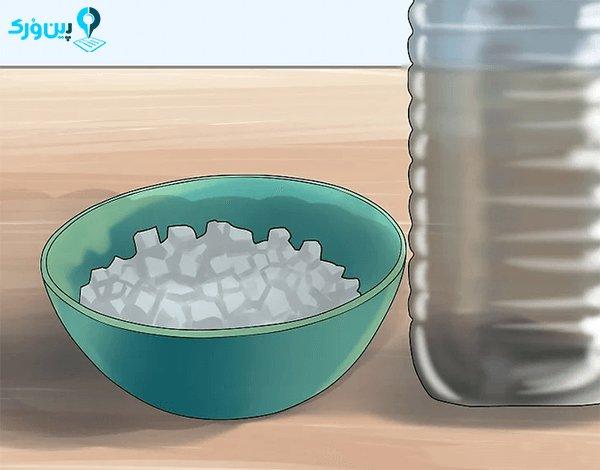 استفاده از بوراکس برای نظافت