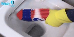 استفاده از مایع سفیدکننده