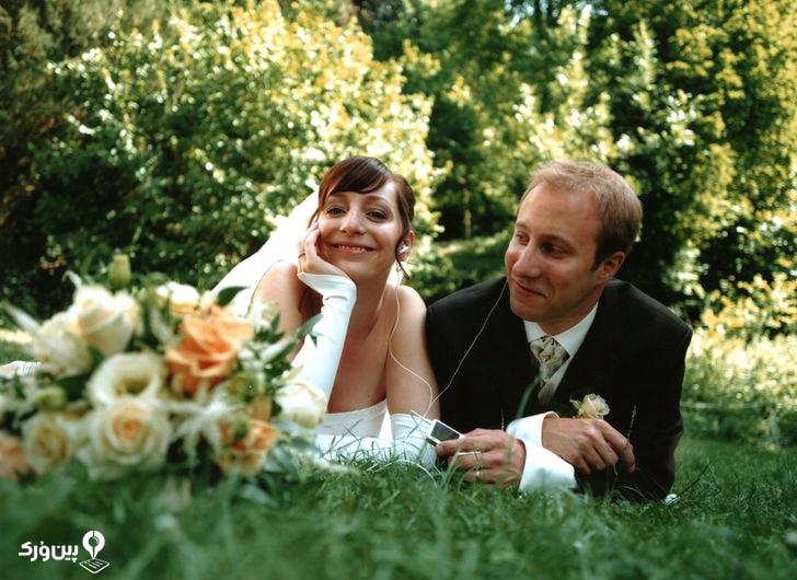 برنامه ریزی مراسم ازدواج