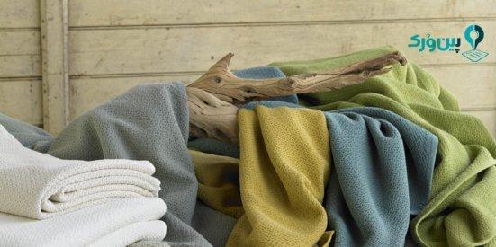 شستن رختخواب ها در خانه تکانی نوروزی