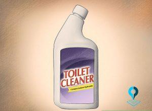 شوینده مناسب برای تمیزکردن توالت