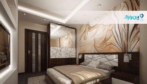 طراحی اتاق