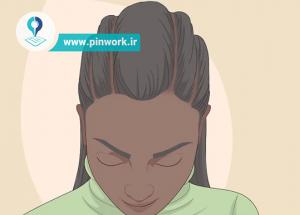 روش بافت مو آفریقایی