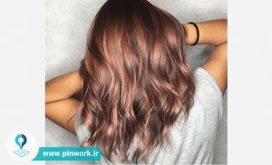 رنگ موی سامبره
