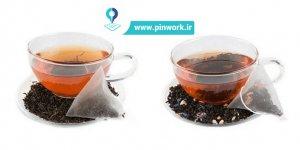 میزان کافئین چای