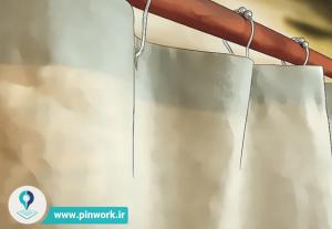 راهنمای انتخاب پرده دوش حمام