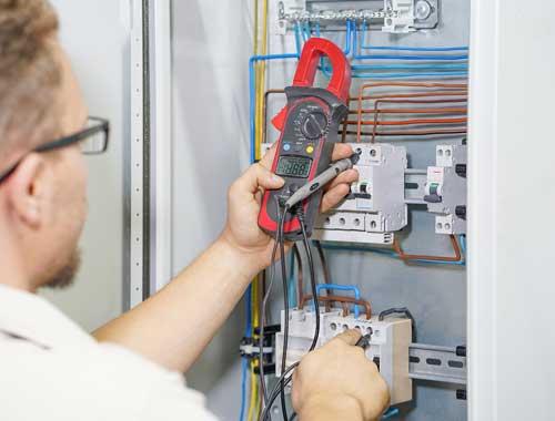 سیم کشی ساختمان و برق کاری