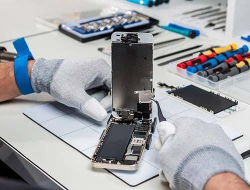 تعمیر گوشی موبایل
