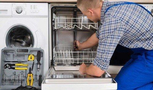 تعمیر ماشین ظرفشویی موریس
