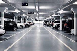 نظافت پارکینگ و لابی